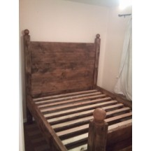 Cannon Ball Plank Bed